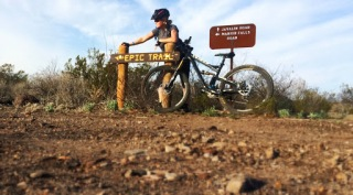 mountain biking texas