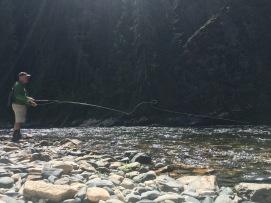 Fly Fishing, Idaho